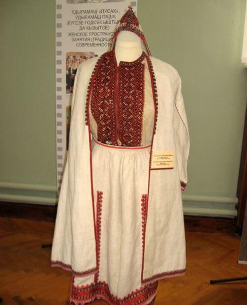 Марийский костюм