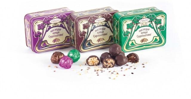 Пермские конфеты