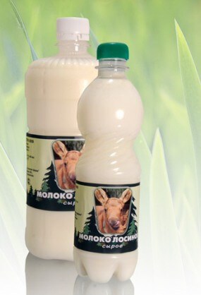 Лосиное молоко