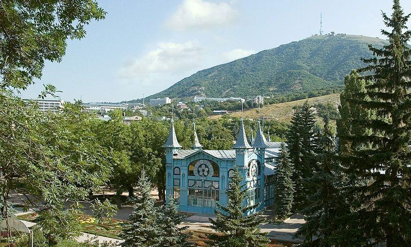 Лермонтовская галерея Пятигорск